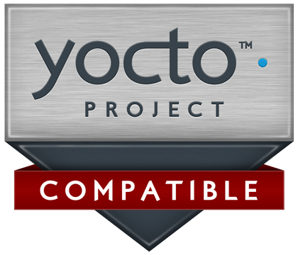 Yocto Project compatible badge